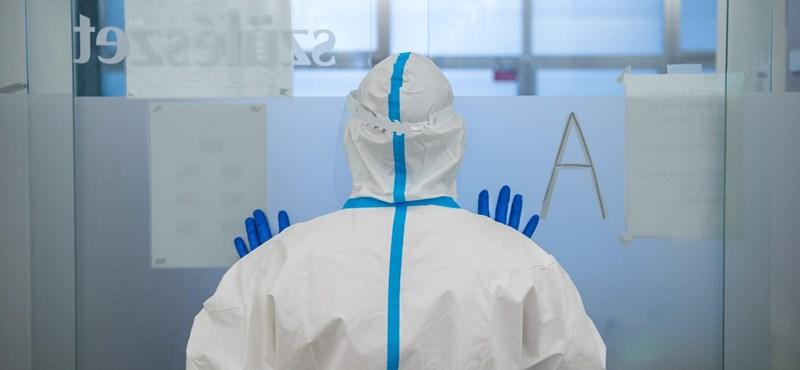 Orvosi kamara: Vannak olyan kórházak, ahol egy orvoscsapat méri fel a koronavírusos betegek életkilátásait