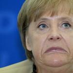 Merkel: a koalíciós viták miatt vesztettek a hétvégén