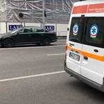 Kizuhant egy ember az ózdi szociális otthon harmadik emeletéről