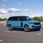 Látványos retro kiadással ünneplik az 50 éves Range Rover típust