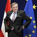 """Schüssel: """"Orbán helyesen teszi, hogy kihasználja a kétharmadot"""""""