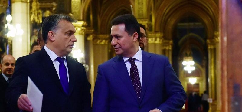 Gruevszki megkapta a menekültstátuszt
