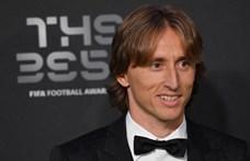 Luka Modric lett az év futballistája