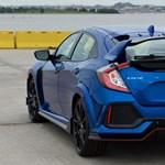 55 millió forintért kelt el az első új Honda Civic Type R