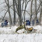 30 hektáron szóródtak szét a lezuhant orosz gép alkatrészei
