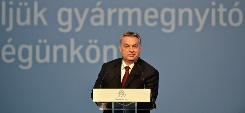 Orbán az országépítő IV. Bélát ábrázoló aranyérmet kapott