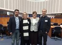 Összevert klarinétos és a haldokló apjához ki nem engedett rab ügyében is pert nyert a Helsinki Bizottság