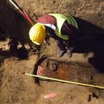 Fotók: városalapító sírjára bukkanhattak egy templom alatt