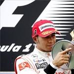 Hamilton nyerte a Török Nagydíjat