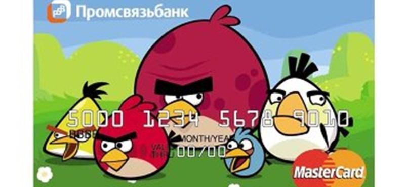 Tévén is játszható az Angry Birds