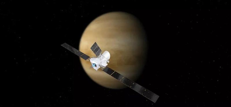 Már a Vénusznál jár az űrszonda, ami a Merkúrt vizsgálja majd