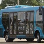 Itt a hideg, a kétéves elektromos buszok ötöde jár csak a fővárosban