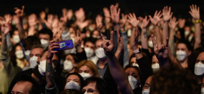 Only six have contracted the Coronavirus after a concert of 5,000 people in Barcelona
