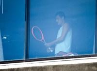 Zúgolódnak a karanténba kényszerített teniszezők Ausztráliában