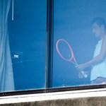 Megint karanténba kerültek a teniszezők az Australian Open előtt