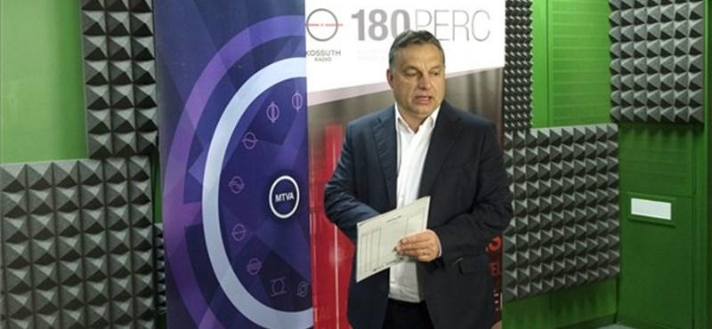 Orbán offenzívában: kell egy kis áramszünet