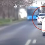 Gyakorlatilag a kocsijában él a férfi, aki a Pesti úton rémisztgette a többi autóst
