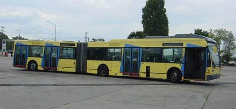14 éves svájci buszokat vesz a BKV