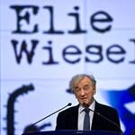Gyurcsány levelet írt Elie Wieselnek
