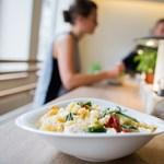 Kitálalt pár dolgozó: Zöldes penész, fura szagú ételek a német Vapianókban?