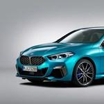 Itt a BMW kicsi nagyautója, a 2-es Grand Coupé