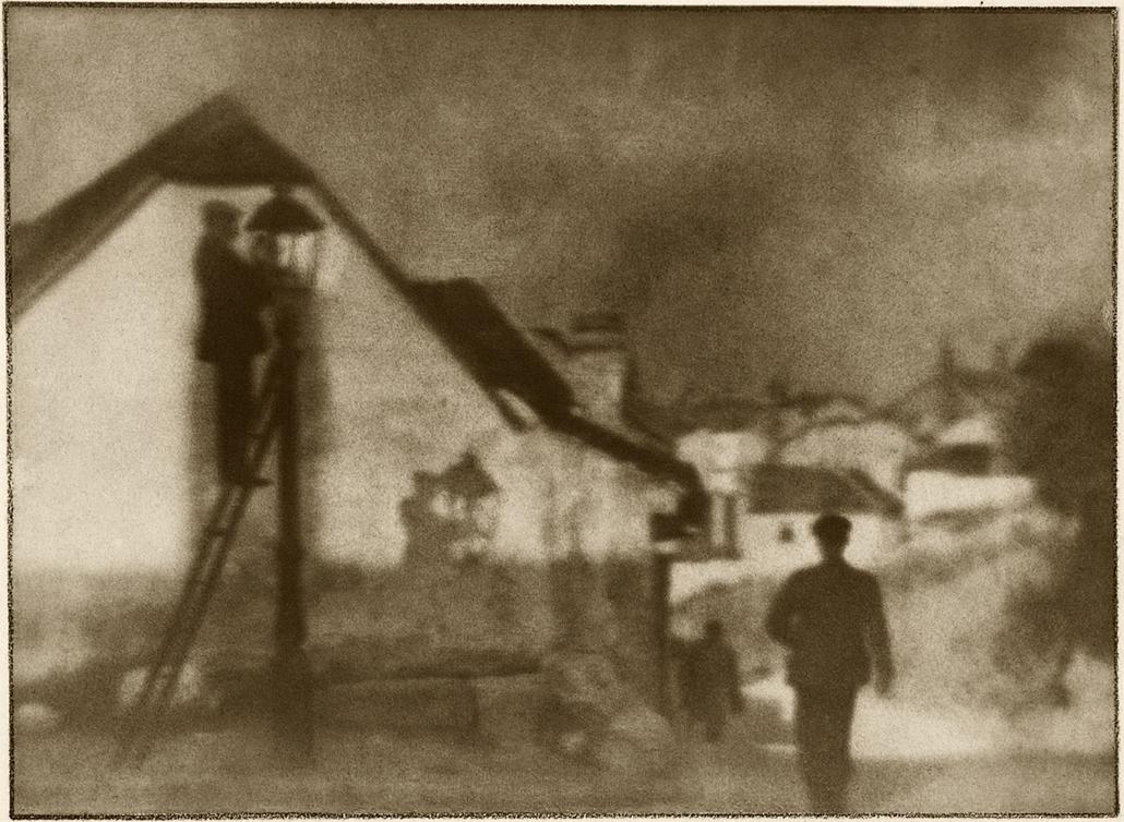 Tabán, 1925, guminyomat - Magyar sorsok és életművek - Nagyítás-fotógaléria, kiállítás