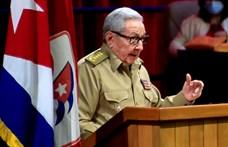 Raúl Castro bejelentette lemondását