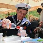Megdőlt egy mítosz, nem a vodka fogy legjobban az oroszoknál