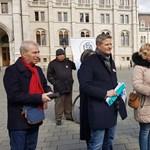 Felvonulást szerveznek a köztisztviselők május 1-jére