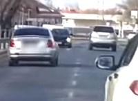 Megtalálták a rendőrök a Pesti úti ámokfutó autóst