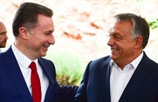 Albán lapok szerint magyar követségi autóval vitték át Montenegróba Gruevszkit