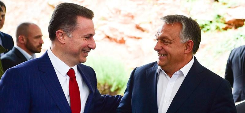 Gruevszki-ügy: Orbán megint fejfájást okoz az EU-nak