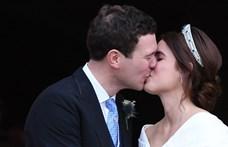 Elég vad volt Eugénia hercegnő esküvői bulija