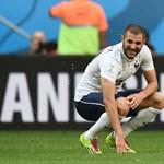 Kirakták Karim Benzemát a francia válogatottból