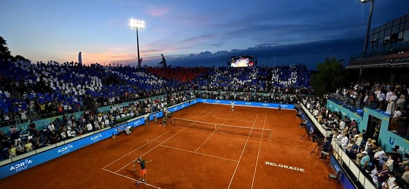 Novak Djokovicnak nincs szerencséje a koronavírussal