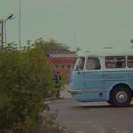 Régen buszok ezrei gördültek ki, ma róka fut át az Ikarus gyárudvarán – videó