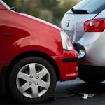 Szeretné elkerülni a koccanásos baleseteket? Akkor ezekre figyeljen oda