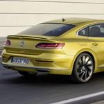 A hátulról becsapódó autók ellen is aktívan véd az új nagy Volkswagen