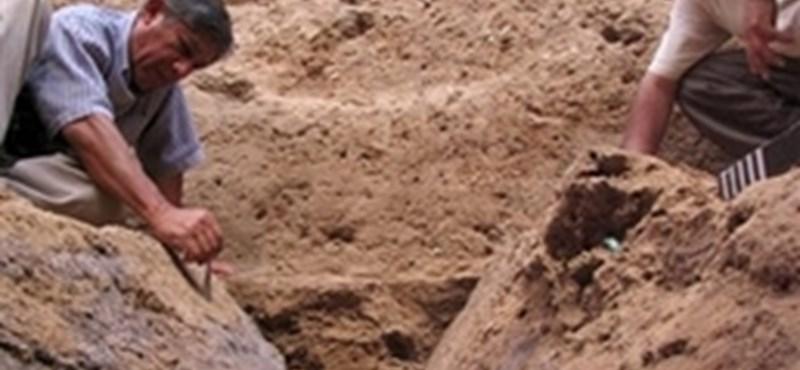 Az inkák előtti korból származó érintetlen sírt tártak fel Peruban