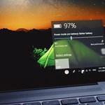 Újít az Intel, jönnek az egy töltés után 9 órán át működő laptopok