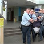 Strasbourgig jutott az MTVA-székházban éjszakázó ellenzékiek ügye