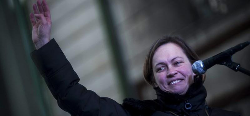 A Marton-ügyet kirobbantó színésznő kész bíróságon is tanúskodni Juhász Péter mellett