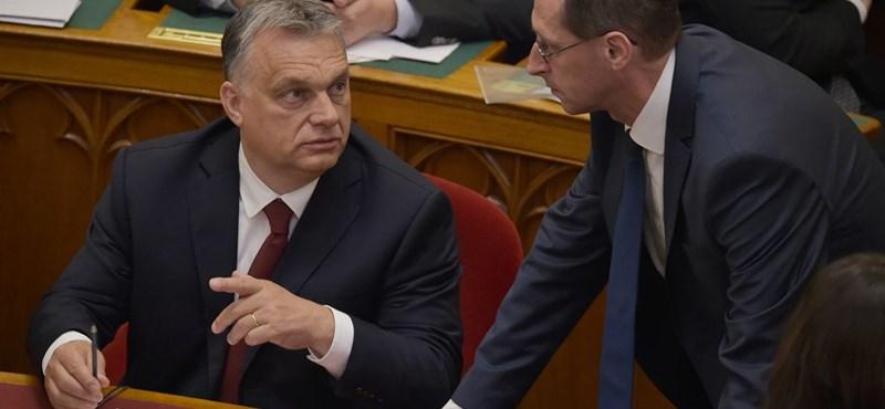 Orbánt csütörtökön választják miniszterelnöknek, délután beszédet mond