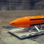 Ezért olyan halálos az USA 10 tonnás bombája, amit az Iszlám Államra dobtak