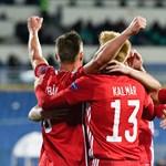 A magyar válogatott szerezte idén a legtöbb pontot a FIFA világranglistáján
