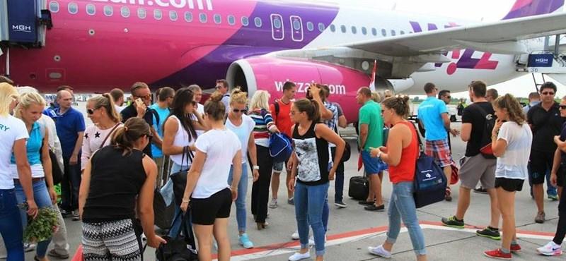 Megvan a Wizz Air százmilliomodik utasa