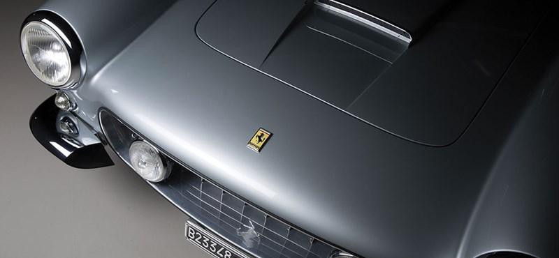 2,6 milliárd forintért cserélhet gazdát ez a gyönyörű Ferrari-ritkaság