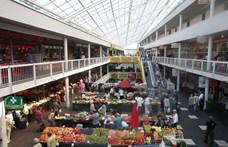 Története legnehezebb időszakát éli a Fény utcai piac