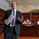2006. ősz: terrorcselekményről ír a Balsai-jelentés