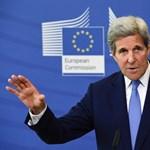 Kerry felhívta telefonon Lavrovot Aleppo miatt